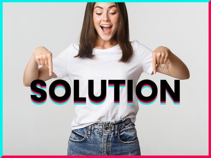 We have TikTok 0 views solution below